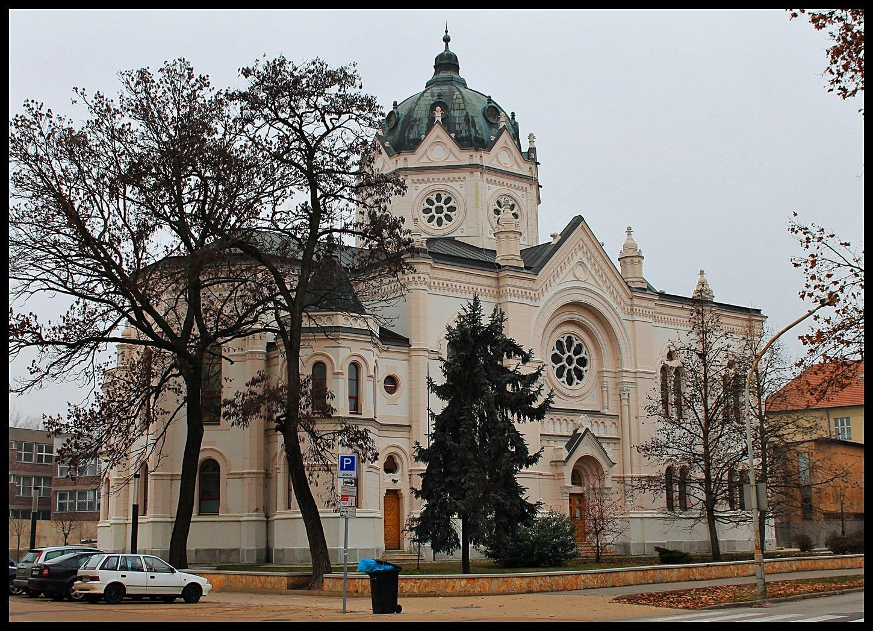 Synagogue – Gallery of Szolnok