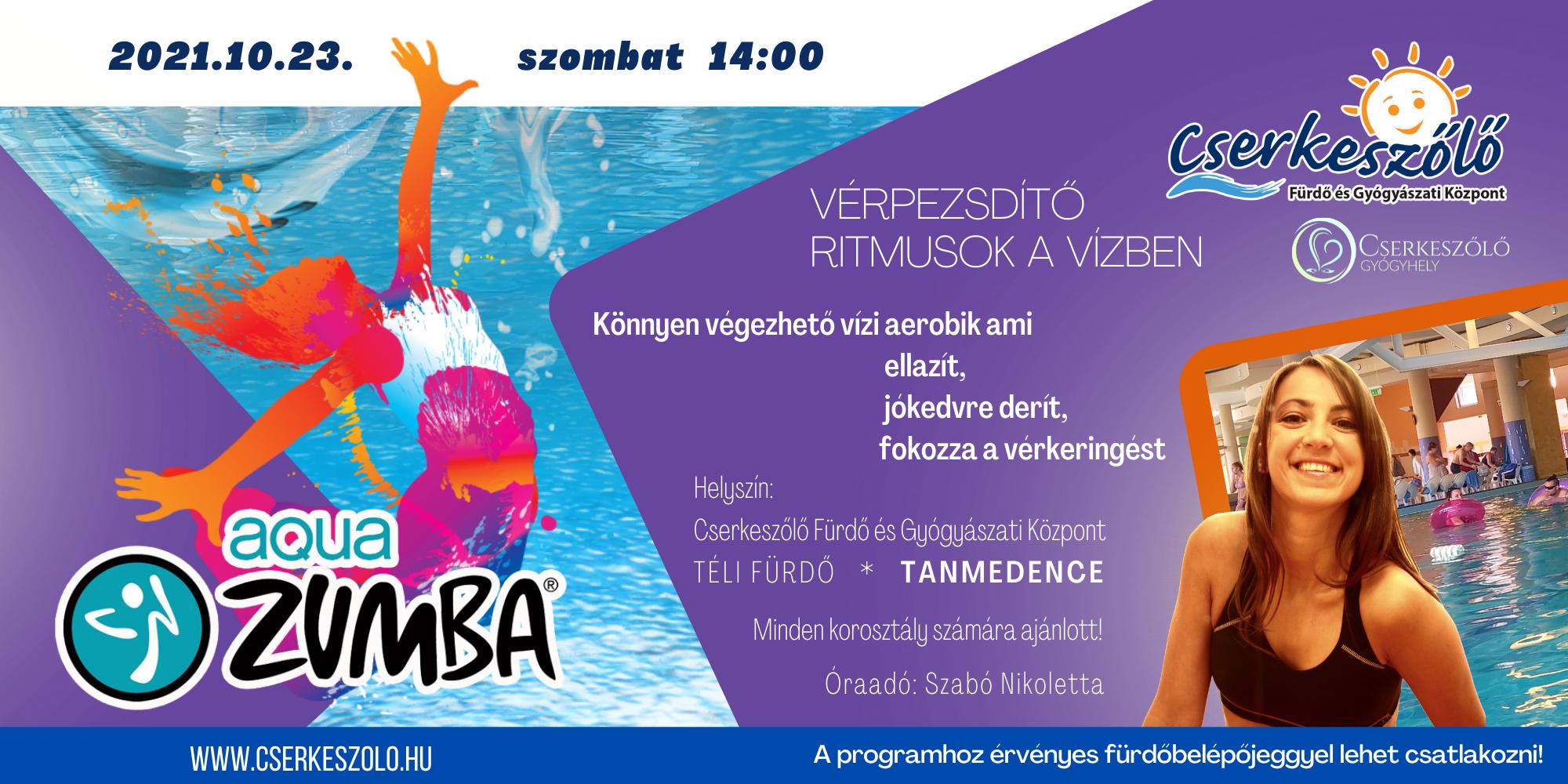 Aqua Zumba