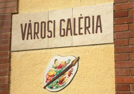 City Gallery - Tiszaföldvár
