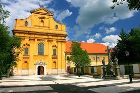 Kirche in der Innenstadt  - Szolnok