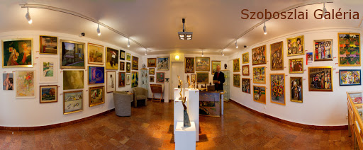 Galerie Szoboszlai - Szolnok