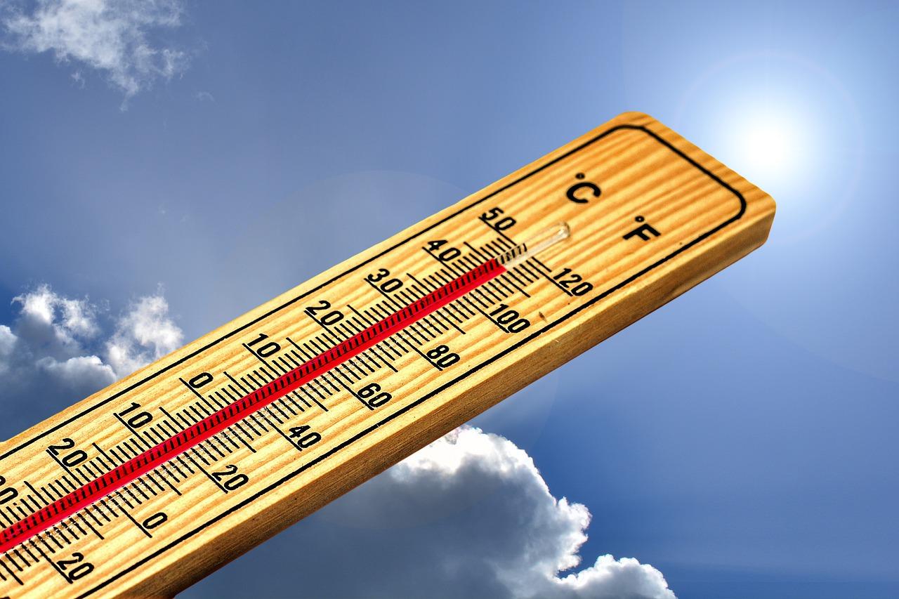 Szerdától péntek éjfélig harmadfokú hőségriadó