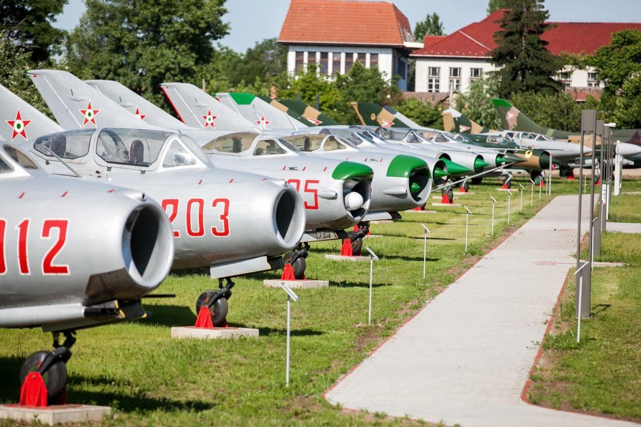 REPTÁR, Airplane Museum of Szolnok
