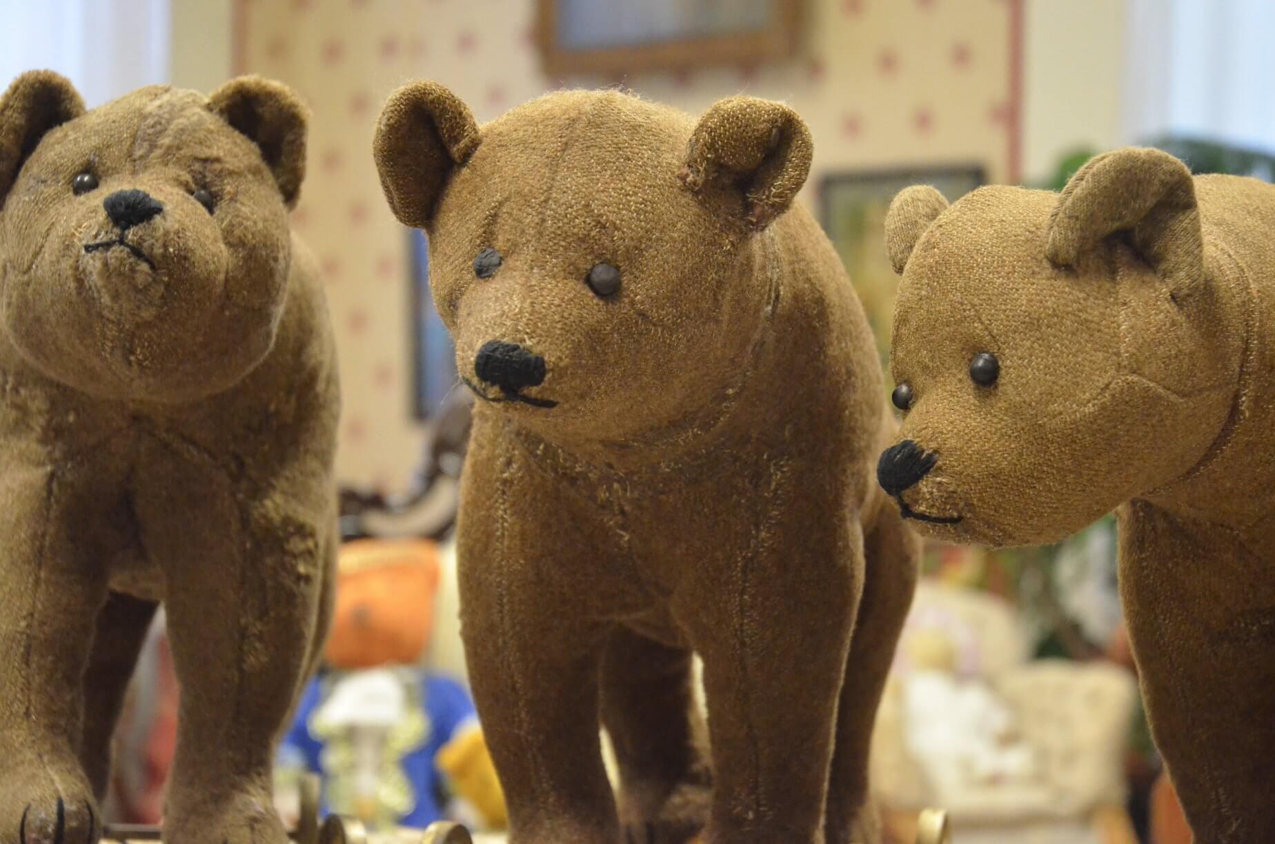 B.A.P. Teddy Bear Museum and Exhibition hall, Rákóczifalva