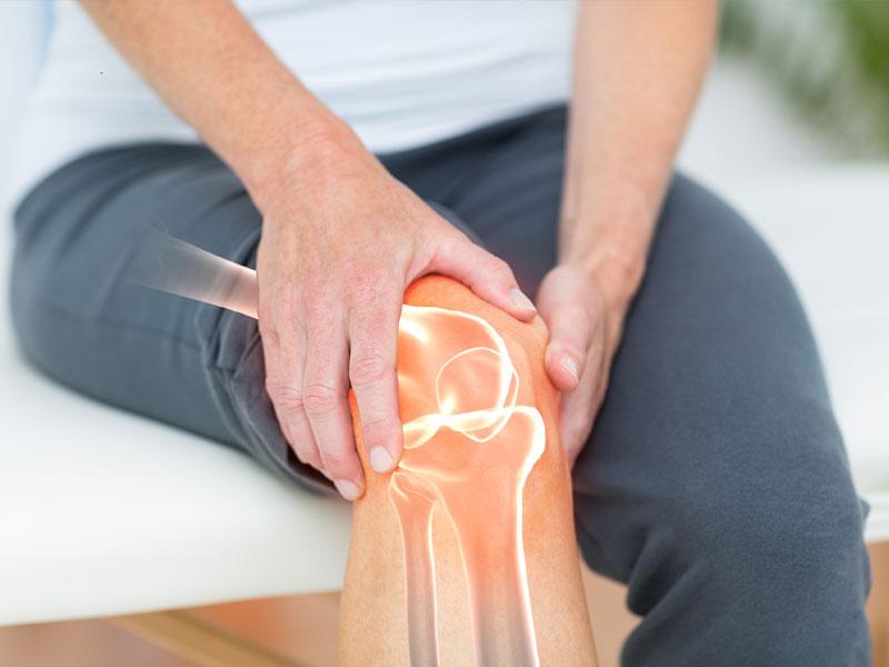 boli articulare cauzate de vibrații reținerea articulației genunchiului